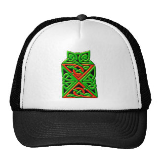 Colorful Antique Style Celtic Art Tees and Gifts Hats