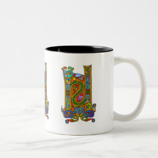 Colorful Antique Style Celtic Art Tees and Gifts Coffee Mugs