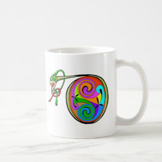 Colorful Antique Style Celtic Art Tees and Gifts Mugs