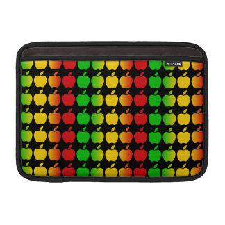 Colorful Apples iPad / laptop sleeve