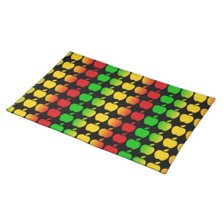 Colorful Apples placemat