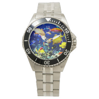 Colorful Aquatic Life Watch