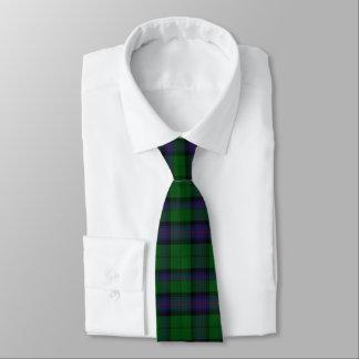 Colorful Armstong Tartan Plaid Neck Tie