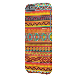 Colorful Artistic Barely There iPhone 6 Case