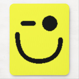 Colorful Assorted Smileys(See Description) Mouse Pad