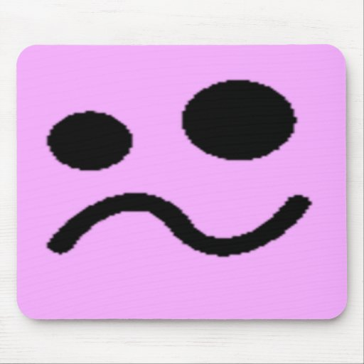 Colorful Assorted Smileys(See Description) Mouse Pads