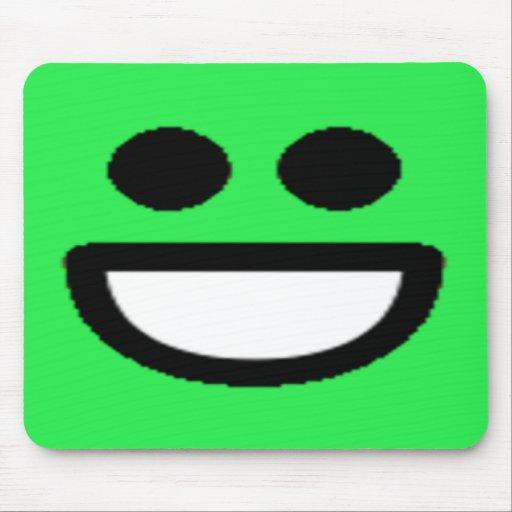 Colorful Assorted Smileys(See Description) Mousepads