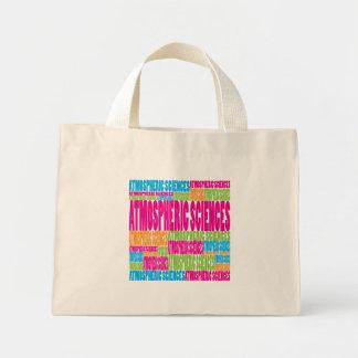 Colorful Atmospheric Sciences Bag