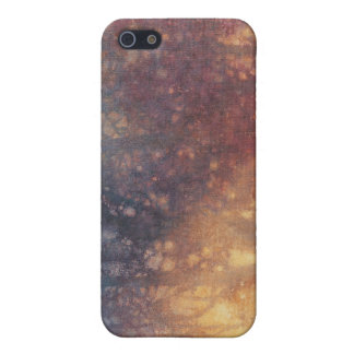 Colorful Autumn Cover For iPhone 5/5S