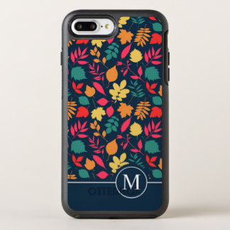Colorful Autumn Seamless Ditzy   Phone Case