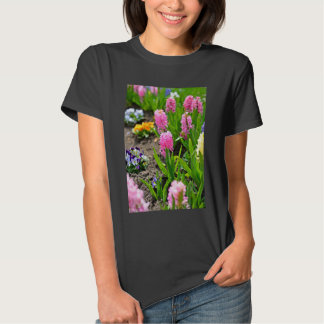 Colorful back yard Plants Tee Shirt