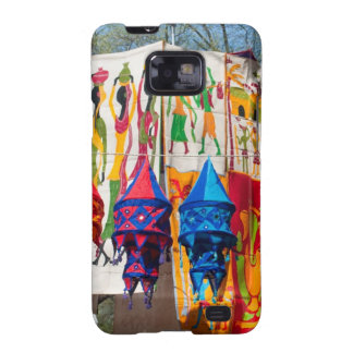Colorful banners galaxy SII cover