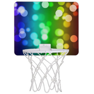 Colorful Basketball Hoop! Mini Basketball Hoop