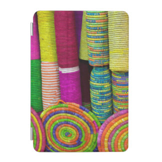 Colorful Baskets At Market iPad Mini Cover
