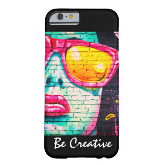 Colorful 'Be Creative' IPHONE Case
