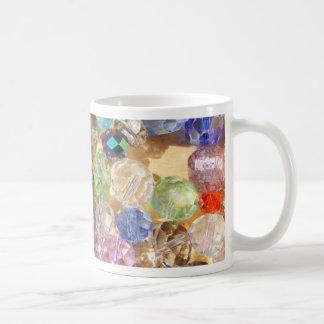 colorful beads mug