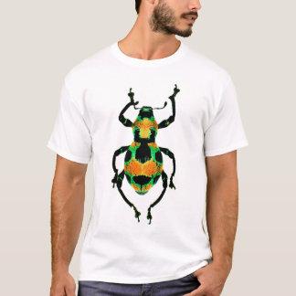 Colorful beetle shirt
