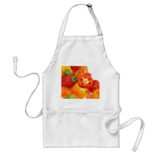 Colorful Bell Peppers Aprons