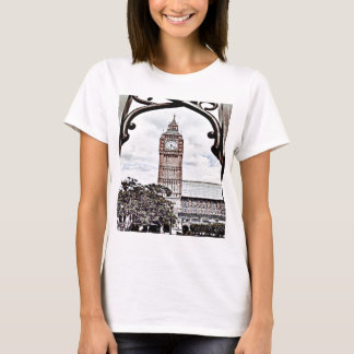 Colorful Big Ben T-Shirt
