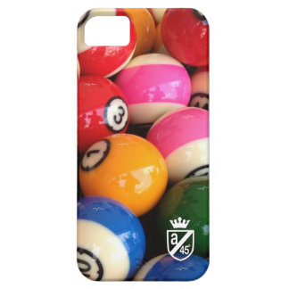 Colorful Billiards 2 iPhone 5 Cover