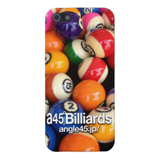 Colorful Billiards iPhone 5 Covers