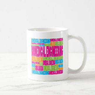 Colorful Biomedical Engineering Coffee Mugs