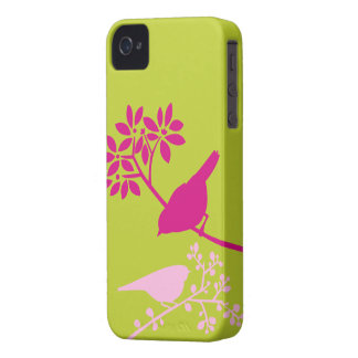 Colorful Birds Custom iPhone Case