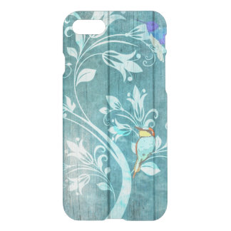 Colorful Birds & Flowers iPhone 8/7 Case