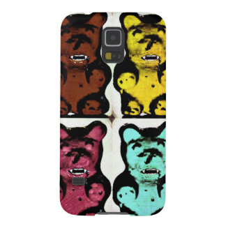 Colorful Blood Sucking Gummy Bruins Galaxy S5 Case
