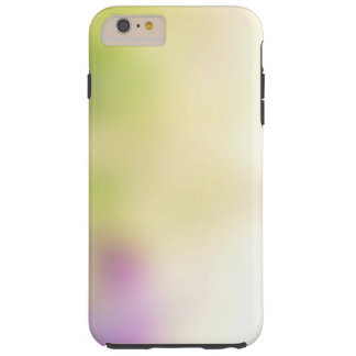 Colorful blurry background tough iPhone 6 plus case