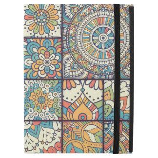 Colorful Bohemian Mandala Patchwork