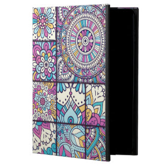 Colorful Bohemian Mandala Patchwork Powis iPad Air 2 Case