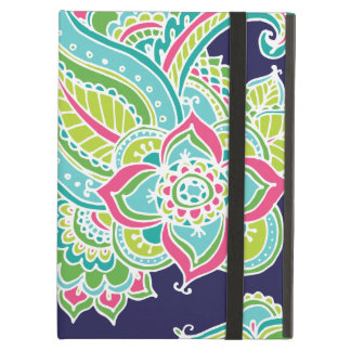 Colorful Bohemian Paisley Cover For iPad Air