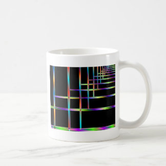 Colorful Brackets Basic White Mug