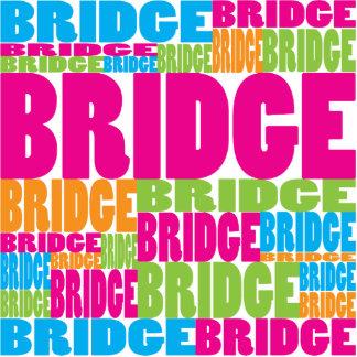 Colorful Bridge Photo Cutout