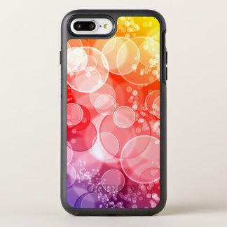 Colorful Bubble Pattern OtterBox Symmetry iPhone 8 Plus/7 Plus Case