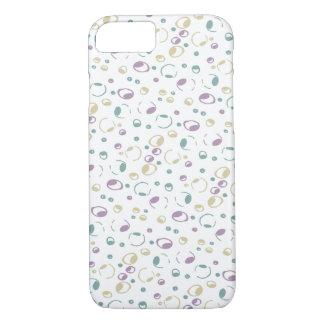 Colorful Bubble Pattern Phone Case