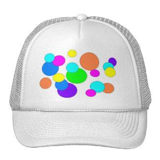 Colorful Bubbles Hats