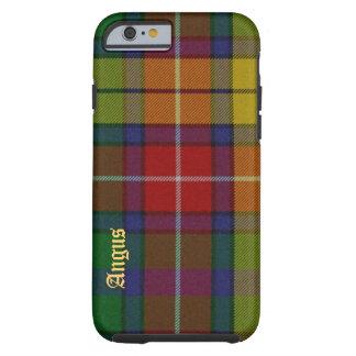 Colorful Buchanan Tartan Plaid iPhone 6 case