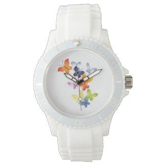 Colorful ButterFlies Watch