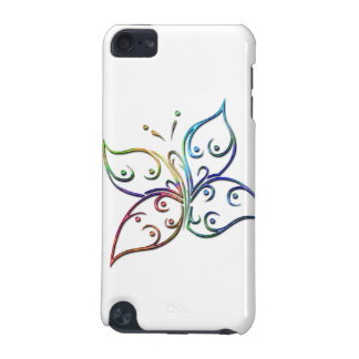 Colorful butterfly iPod touch 5G case