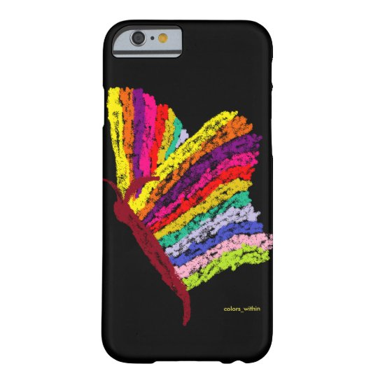 Colorful Butterfly iPhone 6/6s Case