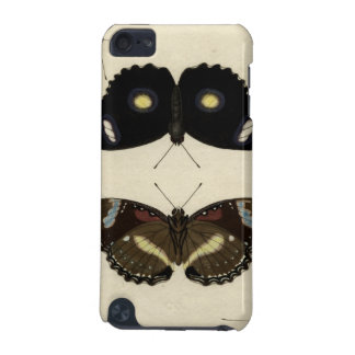 Colorful Butterfly Medley on Cream Background iPod Touch (5th Generation) Cover