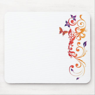 Colorful Butterfly Mousepads