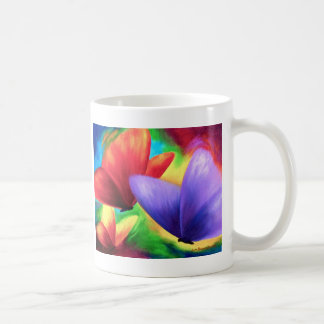 Colorful Butterfly Painting - Multi Mug