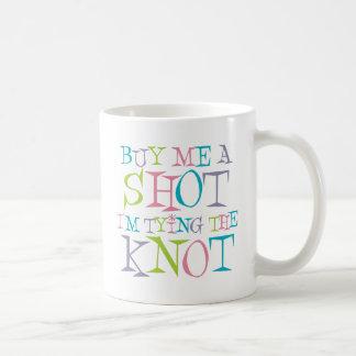 Colorful Buy Me A Shot Mug