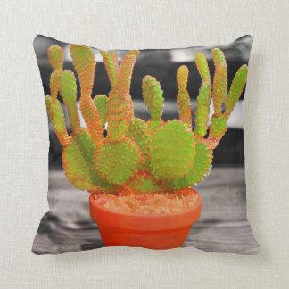 Colorful Cactus Cushion