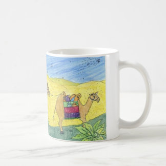 Colorful Camels Coffee Mug