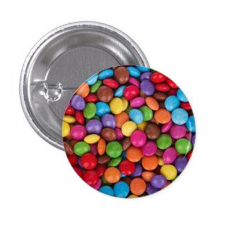 Colorful Candies 3 Cm Round Badge