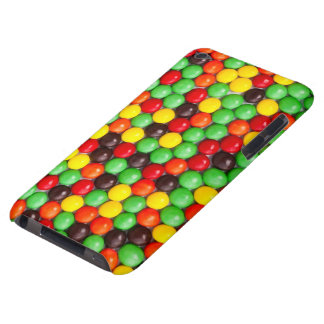 Colorful candies iPod touch cover